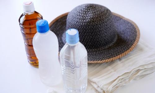 熱中症対策に必要な水分補給