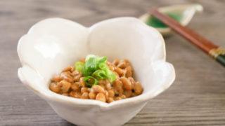 納豆の健康効果