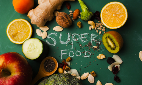 スーパーフードの種類