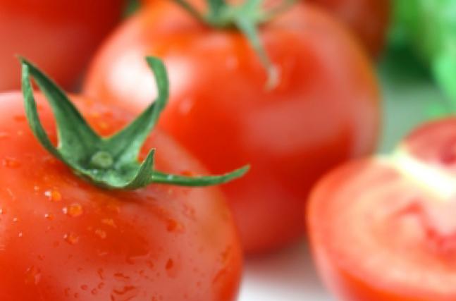 トマトの魅力的な効果