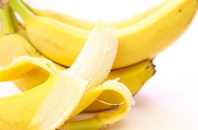バナナの効果とは