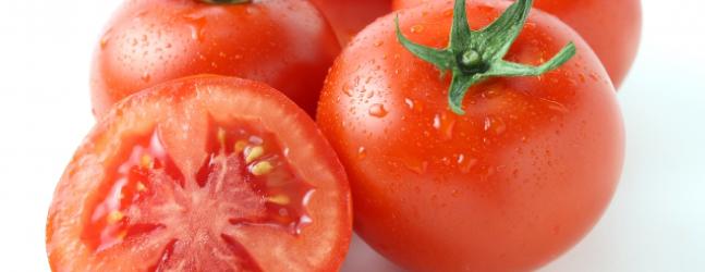 フレッシュなトマト