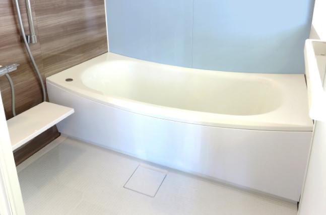 お風呂の浴槽