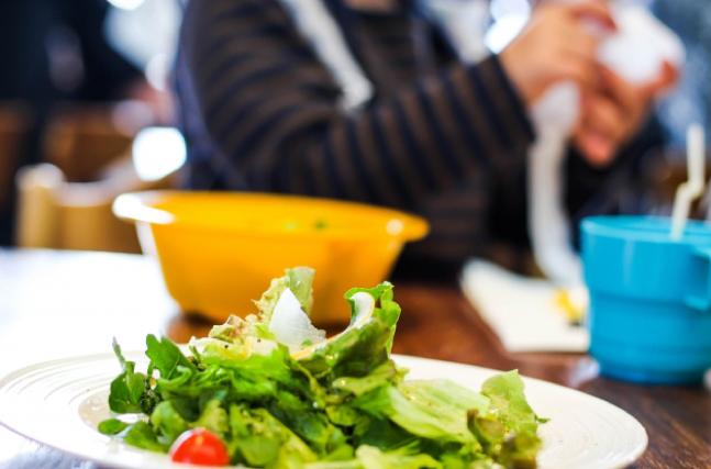 栄養不足に気を付ける