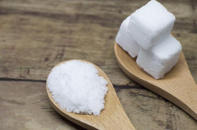 白砂糖を置き換える