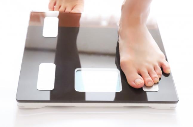 体脂肪を測る