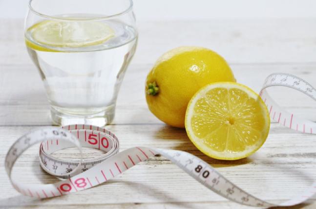 レモン水の作り方