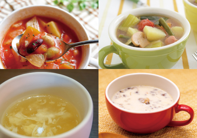 季節のおすすめスープ