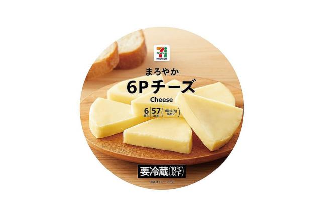 7プレミアム まろやか6Pチーズ