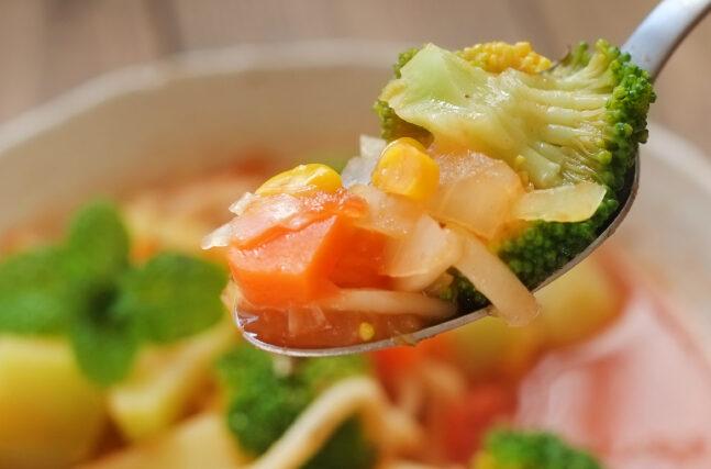 デトックススープ=脂肪燃焼
