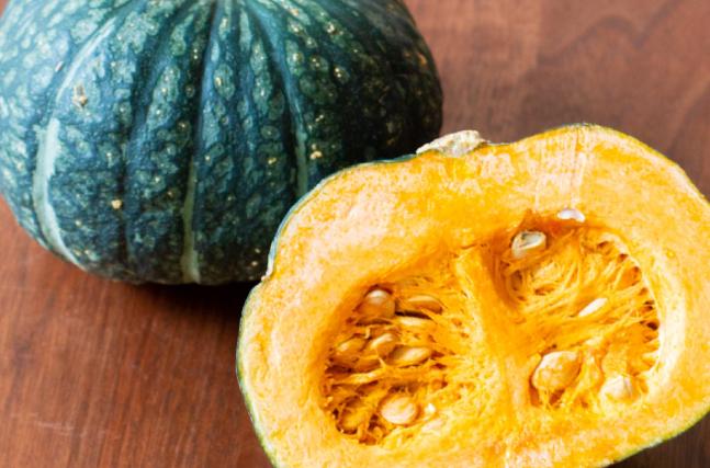 かぼちゃの栄養