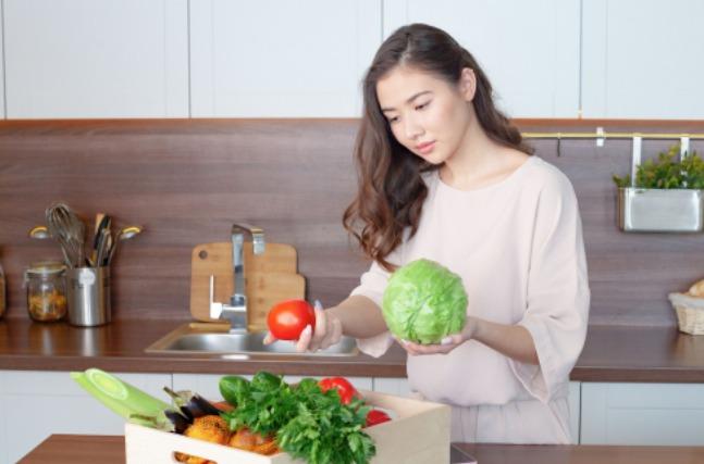 野菜を変える