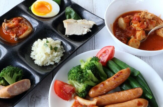 食べて痩せる食材選び